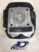 Port / Flow / Oversize Valves Honda Grom Cylinder Head