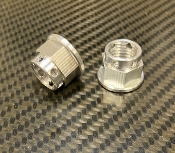 Billet Aluminum Spindle Nuts